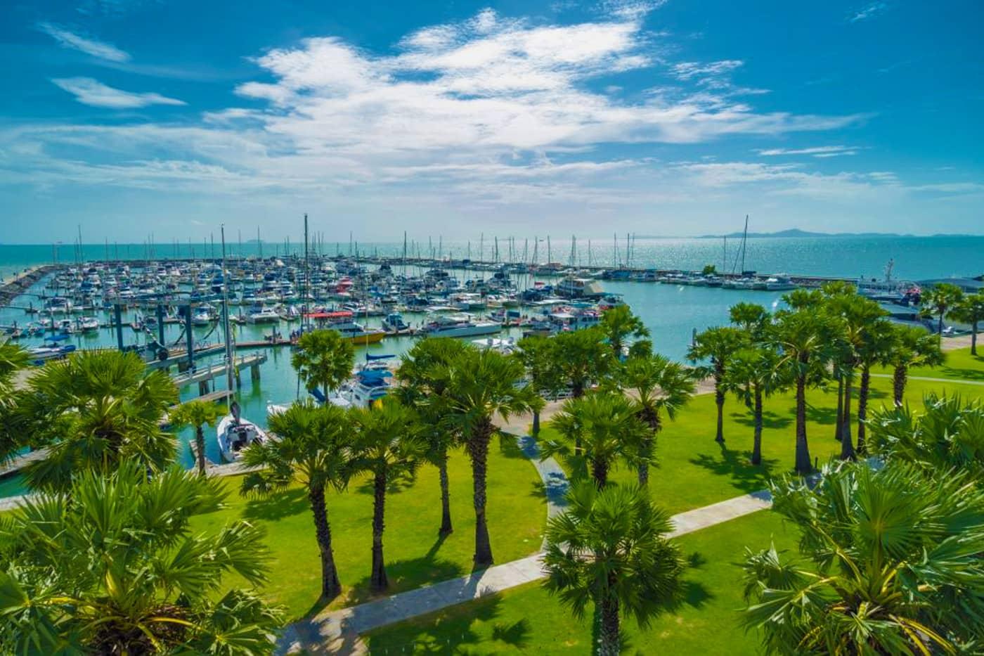 Ocean Marina Boat Show