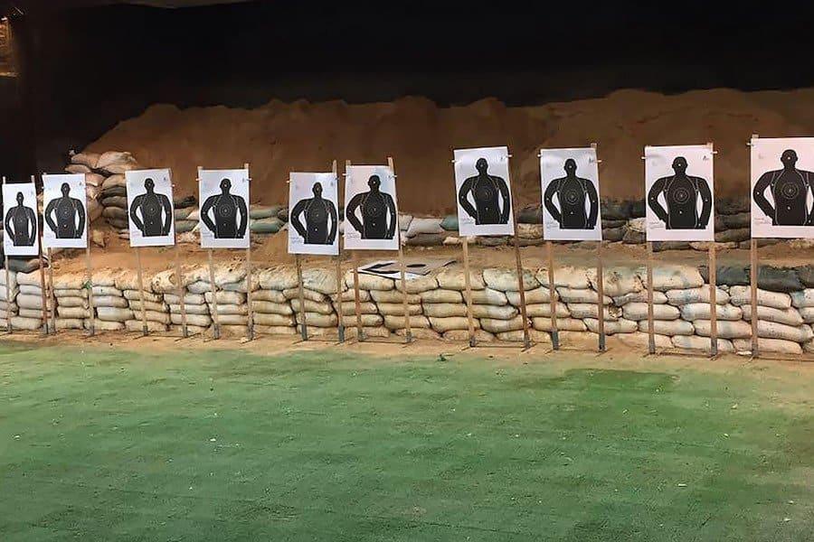 shooting range in Bangkok