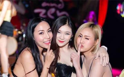 Beautiful Thai Models in Bangkok