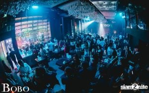 bobo Bangkok super club in Sukhumvit