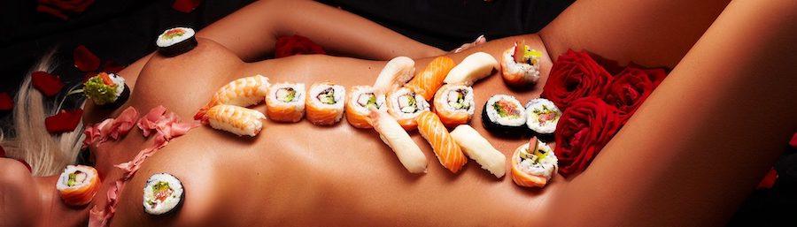 body sushi experience in Bangkok