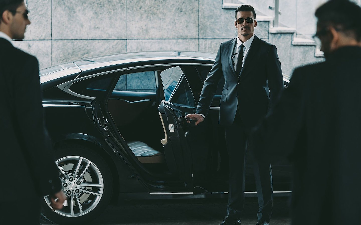 bodyguard and close protection service in Bangkok