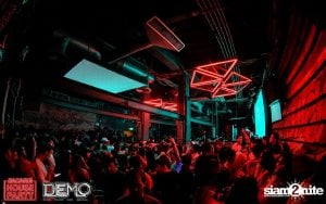 DEMO Bangkok club in Thonglor arena soi 10