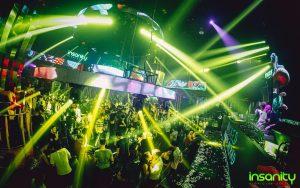 Insanity Nightclub Sukhumvit Soi 11 in Bangkok