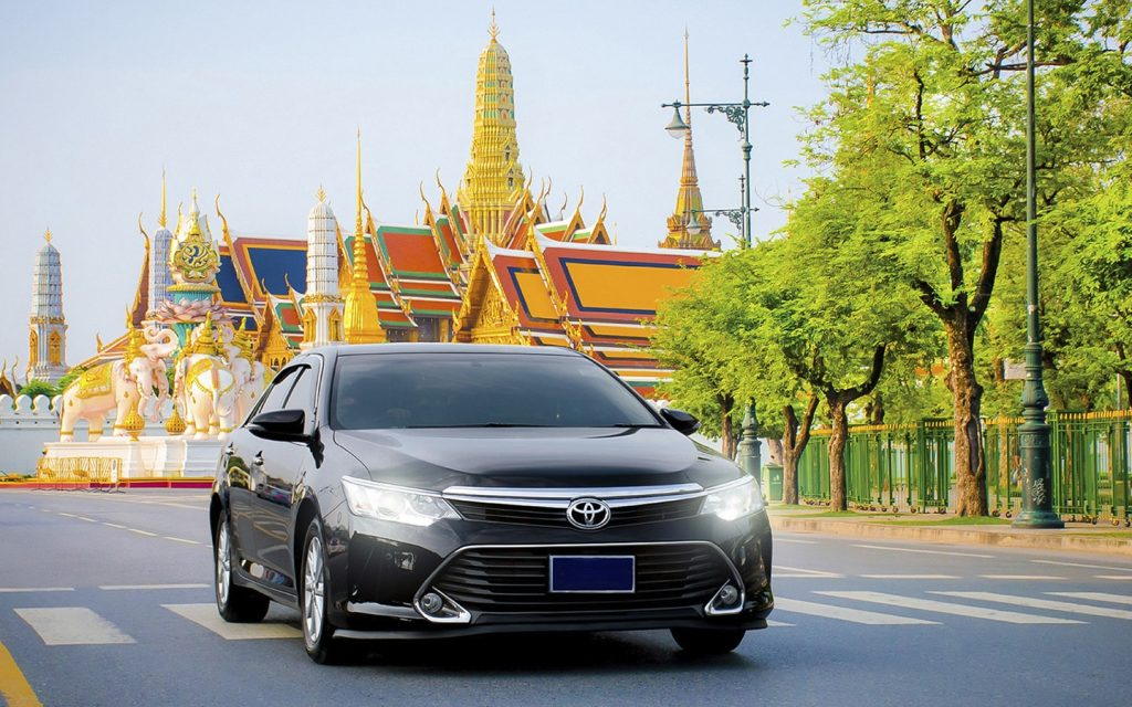 limousine service in Bangkok
