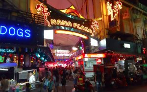 Nana Plaza Bangkok - Adult Entertainment