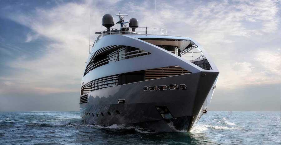 ocean emerald super yacht in Pattaya