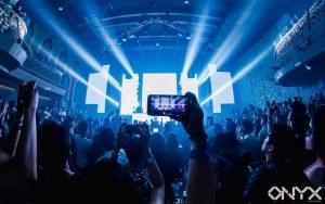 Main room at Onyx Club Bangkok