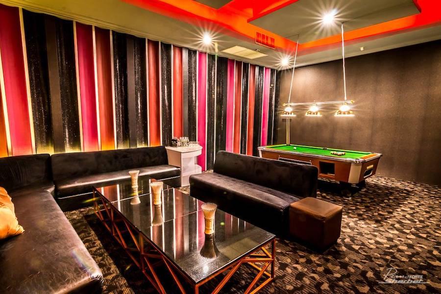 private VIP room at Sherbet Ekamai