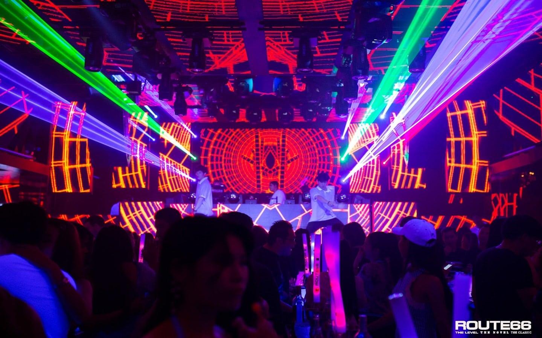 route66 club Bangkok