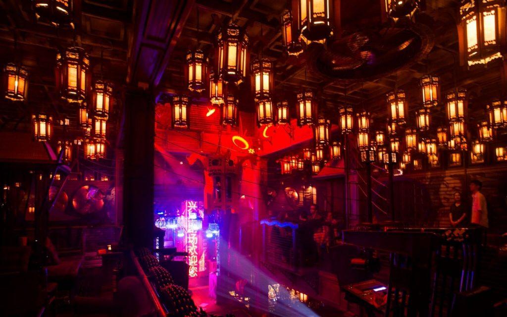 sing sing theater in Bangkok