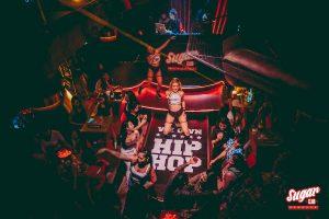 dancers at Sugar Club in Bangkok