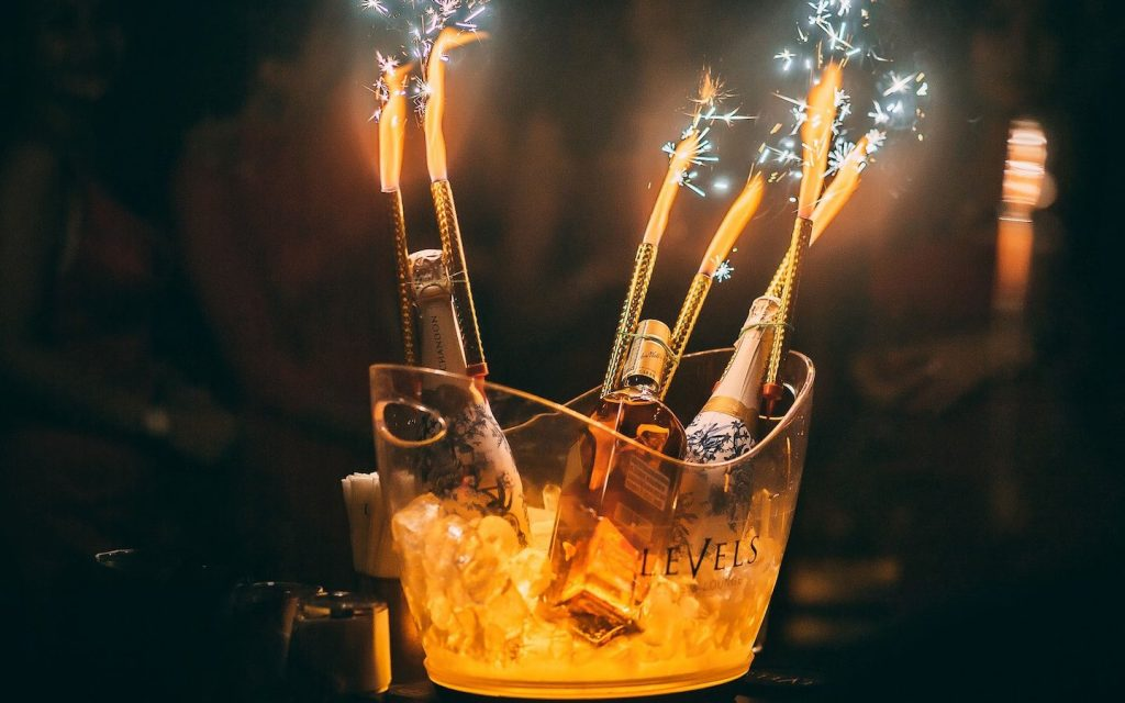 vip bottle service at clubs in Bangkok